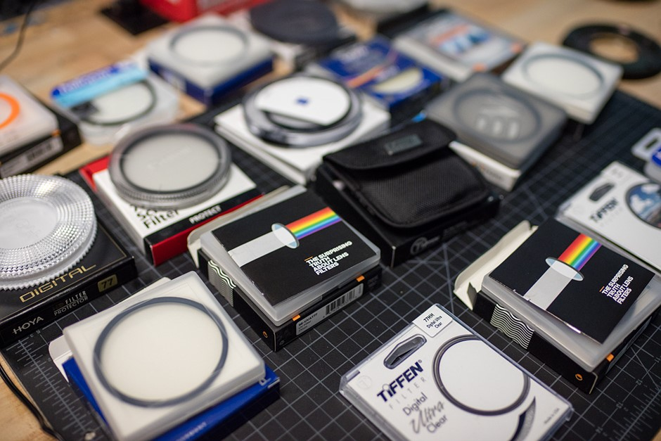 Confused about protective filters for your lens? Roger Cicala breaks it down
