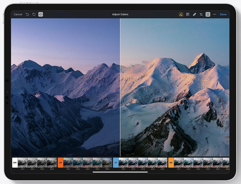 Pixelmator Photo update adds AI-powered image upscaling tool, ML Super Resolution