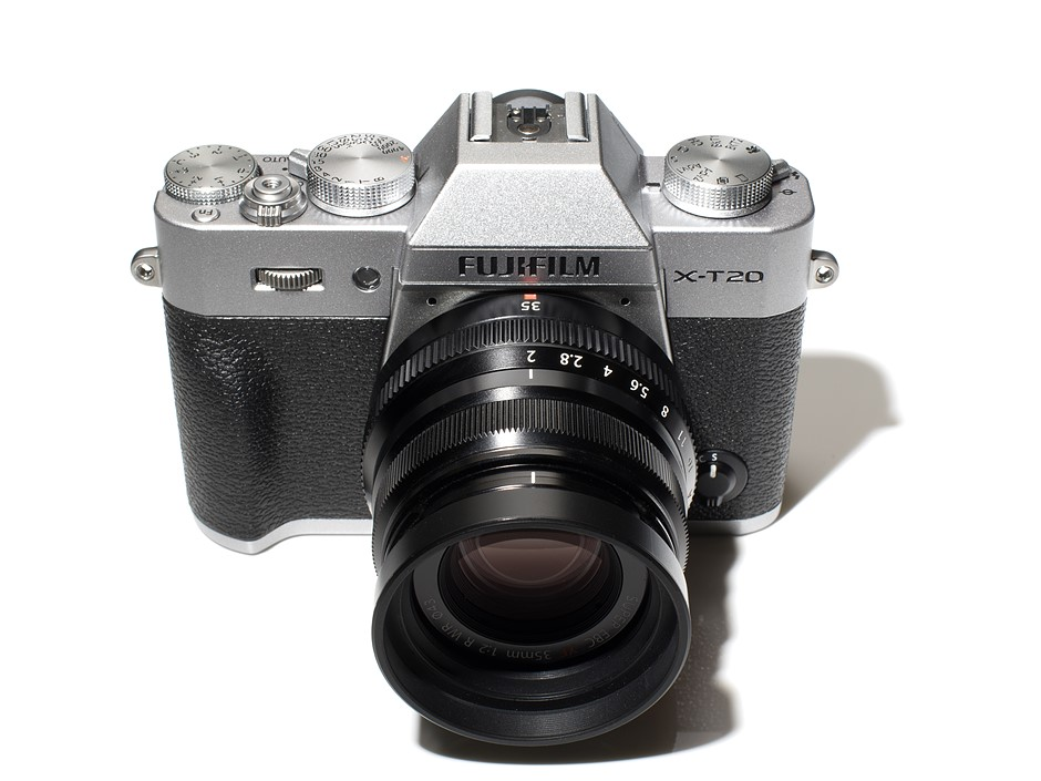 Fujifilm X-T20 Review: Digital Photography Review