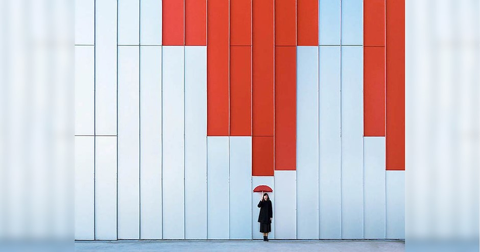 Photographer duo captures incredibly creative architecture portraits