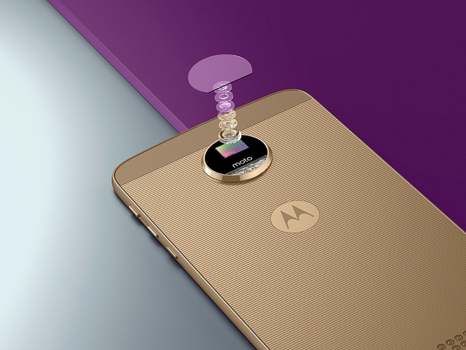 Lenovo unveils Moto Z, Moto Z Force and Moto Mods attachments