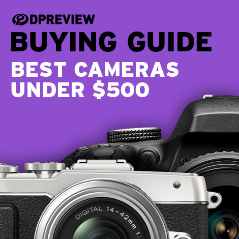 Best cameras under $500 in 2020: Digital Photography Review