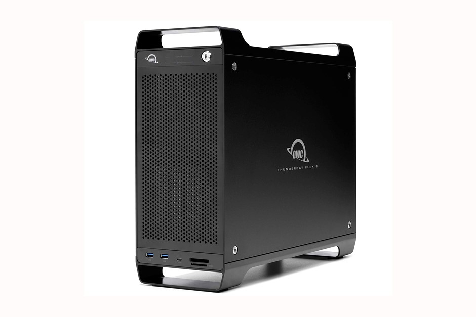 Owc Launches Thunderbay 8  Thunderbay Flex 8 Storage