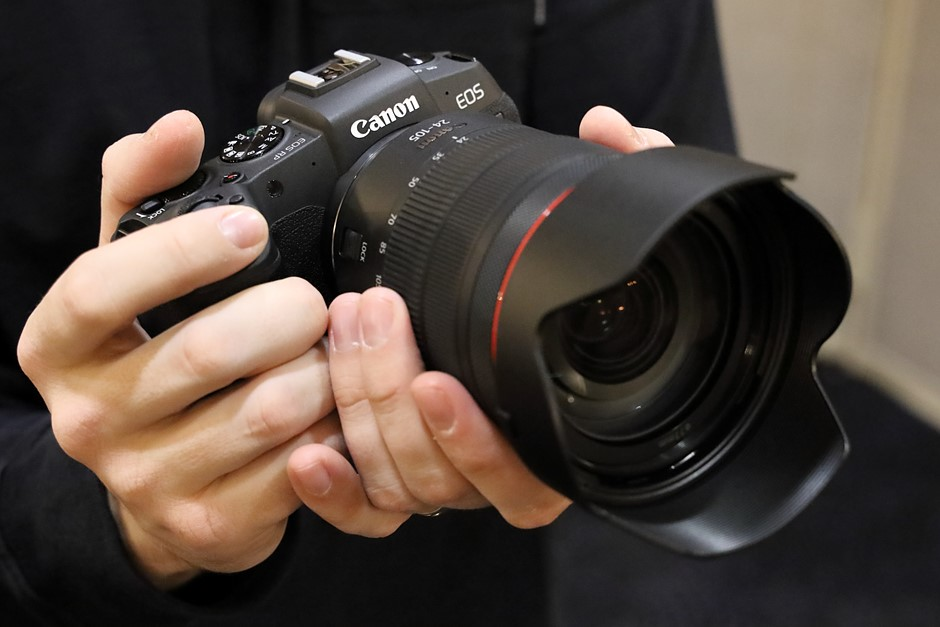 first impressions of the Canon EOS RP
