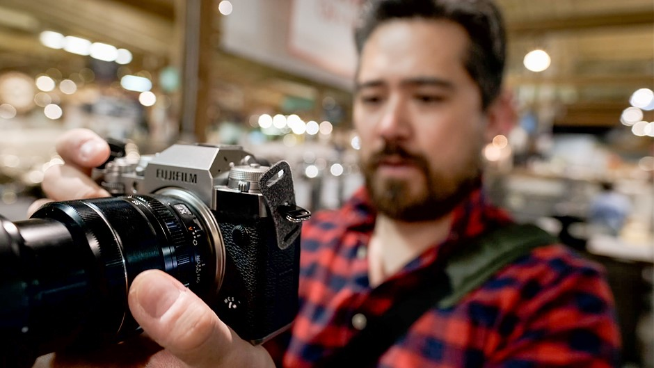 DPReview TV: Fujifilm X-T4 first impressions