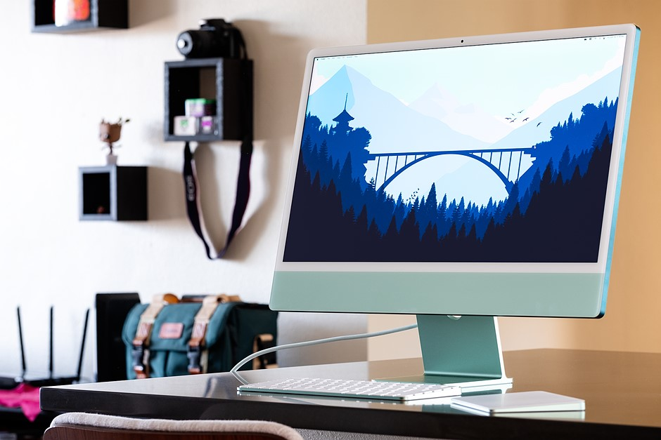 Monitor wirelessly use imac as How to