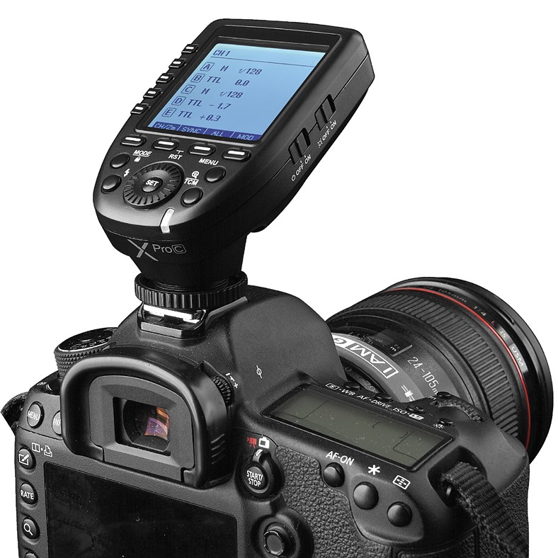 Godox Announces Affordable Xpro C Wireless Flash Trigger