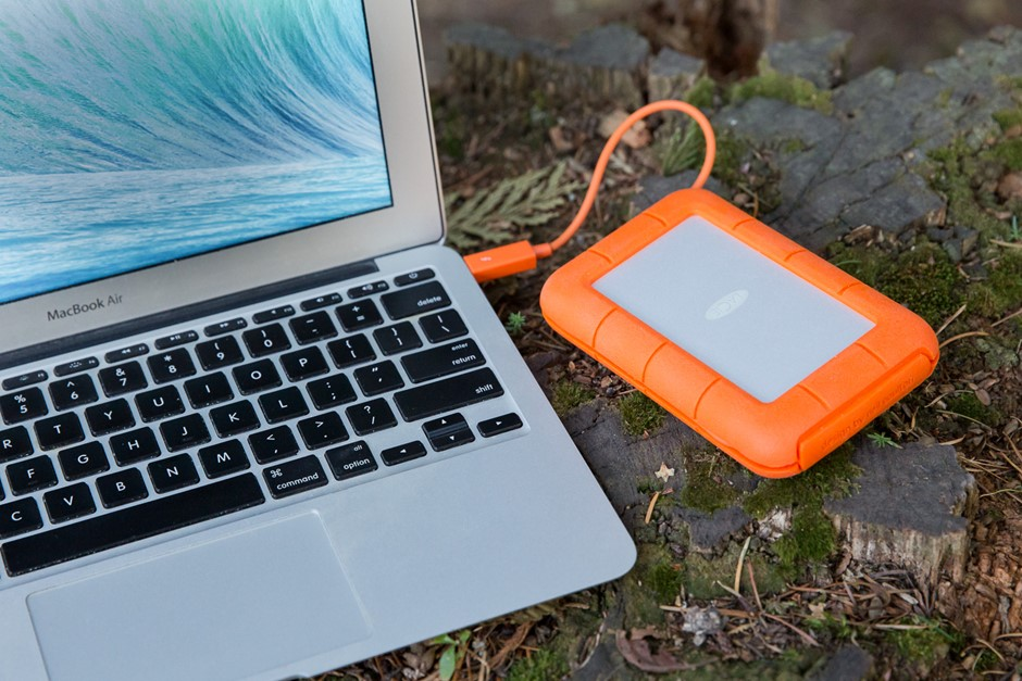 accessory review: lacie rugged thunderbolt: digital photography review