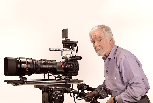 Interview: Canon's Larry Thorpe reflects on 60 years in the business