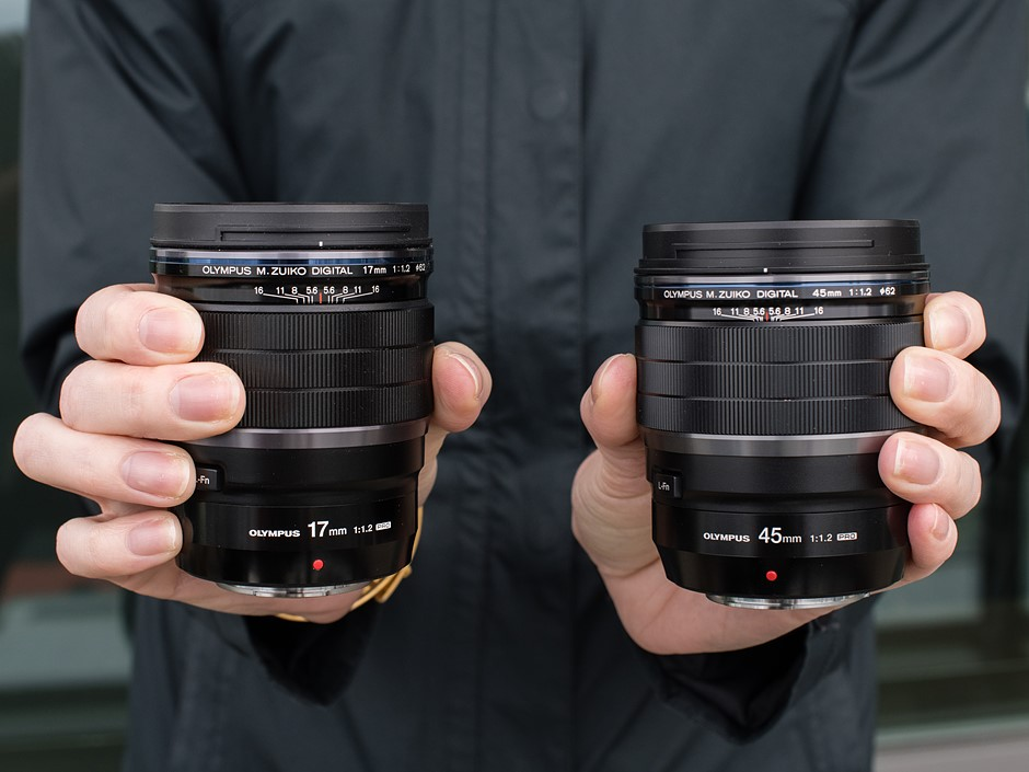 Hands On With The New Olympus M Zuiko Digital Ed 17mm F1 2