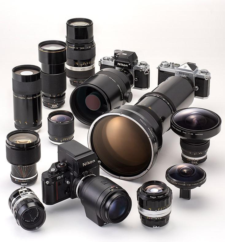 Nikon Museum exhibition showcases 60 rare prototype interchangeable lenses