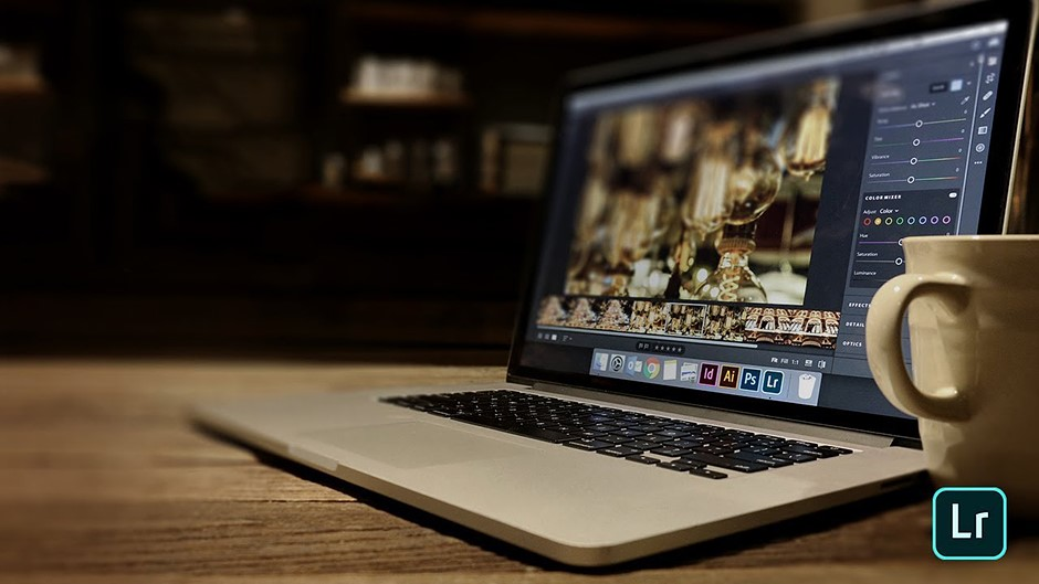 Adobe is now making 'Lightroom Coffee Break' videos for Lightroom CC