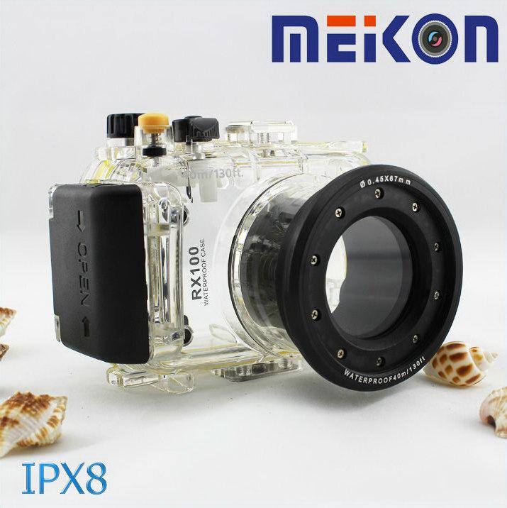 Meikon Underwater Housing for Sony DSC-RX100 Review: Digital ...