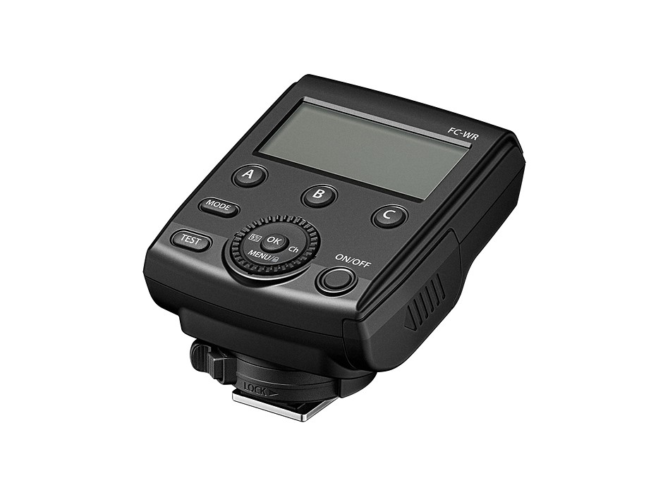 Olympus Adds Wireless Flash Commander Fc