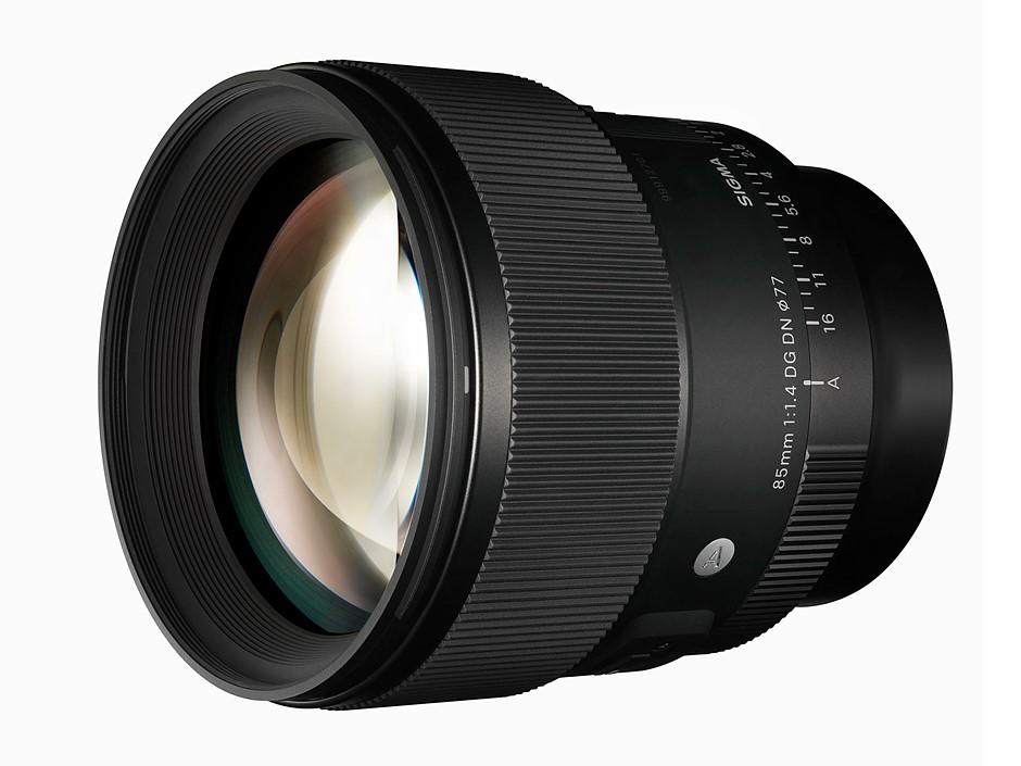 Sigma announces 85mm F1.4 DG DN Art for E-mount and L-mount
