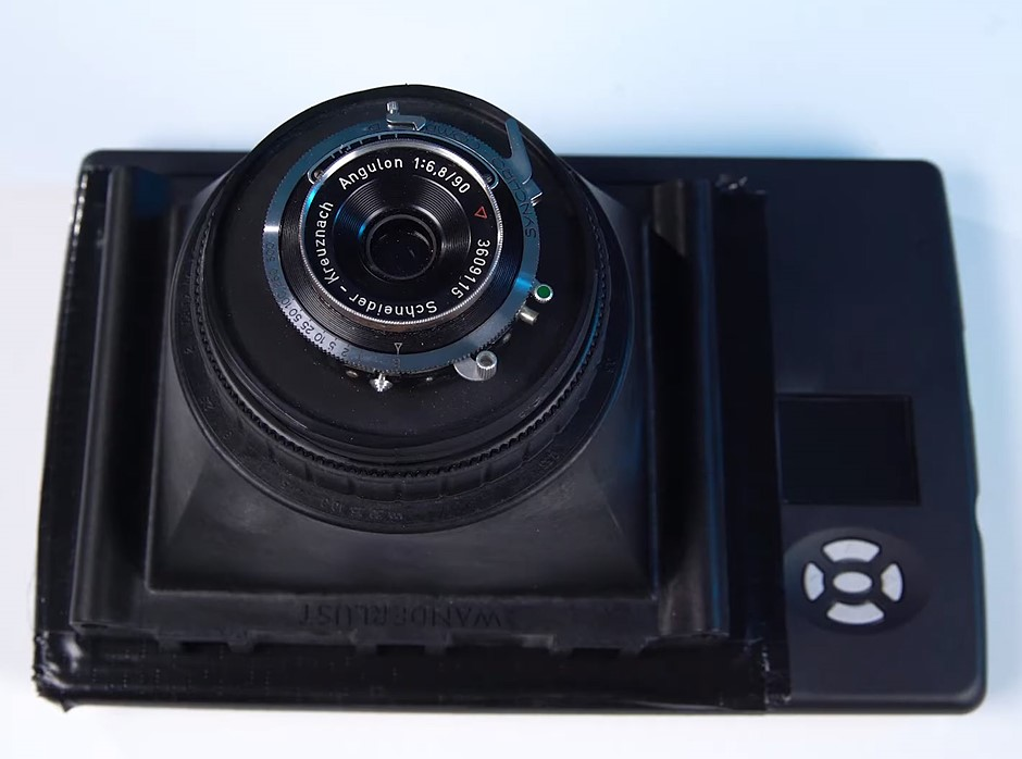 Video: Fotodiox tutorial transforms portable scanner into a 4x5 digital camera back