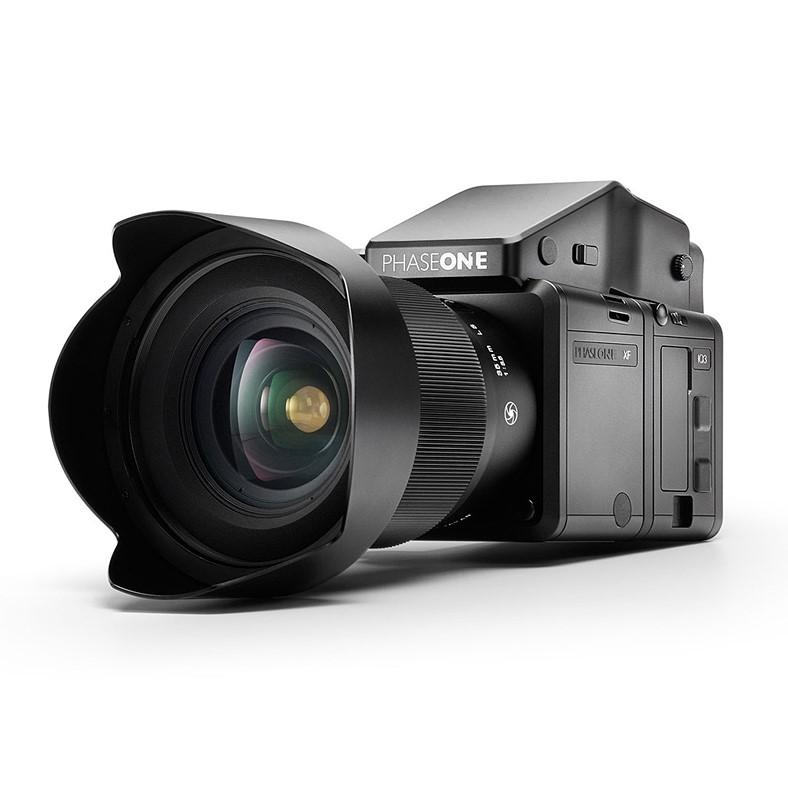 PHASE ONE XF IQ3 50mp XF Body/80mm LS | Medium Format