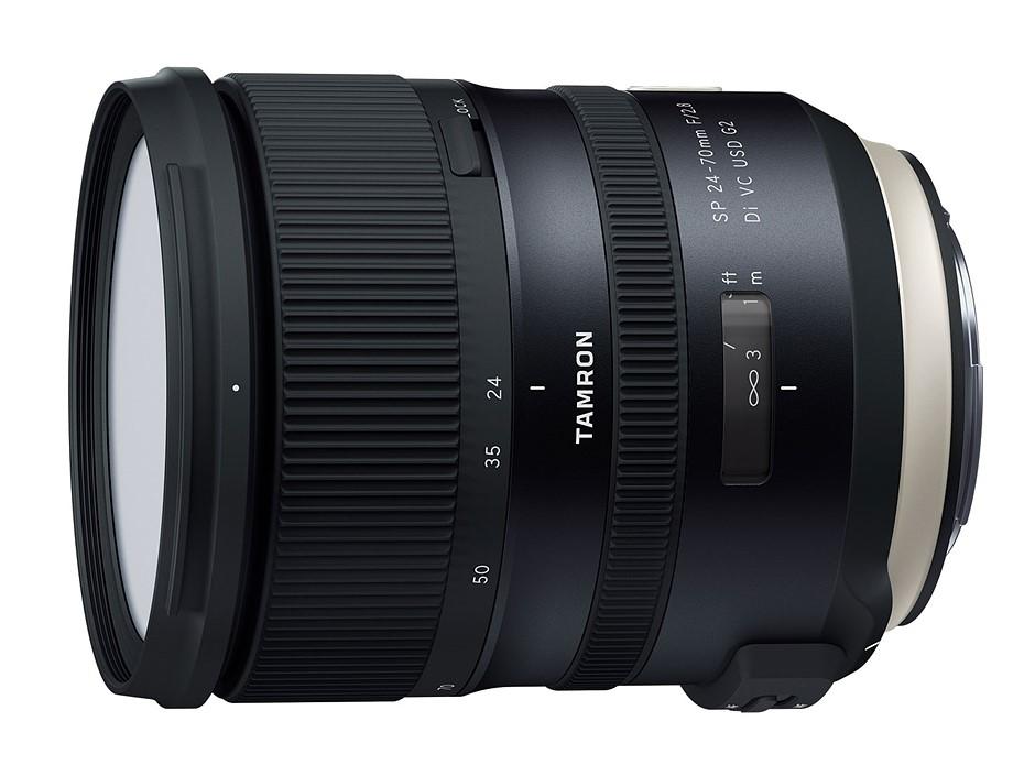 latest tamron 24 70mm f2 8 lens improves af speeds image. Black Bedroom Furniture Sets. Home Design Ideas