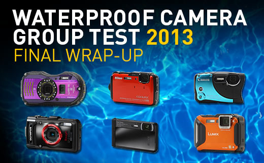 2013 Waterproof Camera Roundup