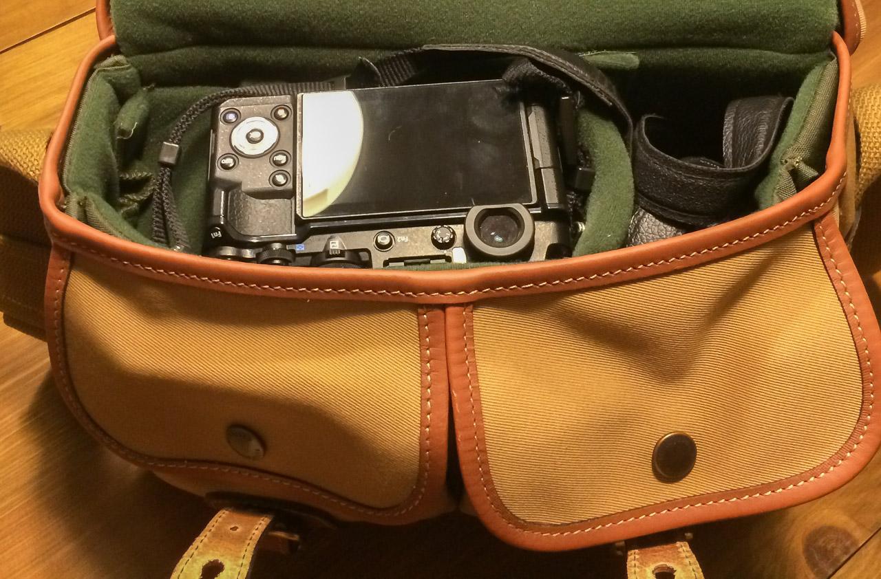 Bag For Mft Equipment Billingham Hadley Small Micro Four Thirds Pro Shoulder Khaki Chocolate Leather View Original Size
