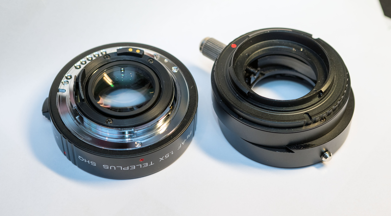 Pentax PK Lens To PENTAX Q camera,TILT PK-P//Q New Kipon Lens Adapter