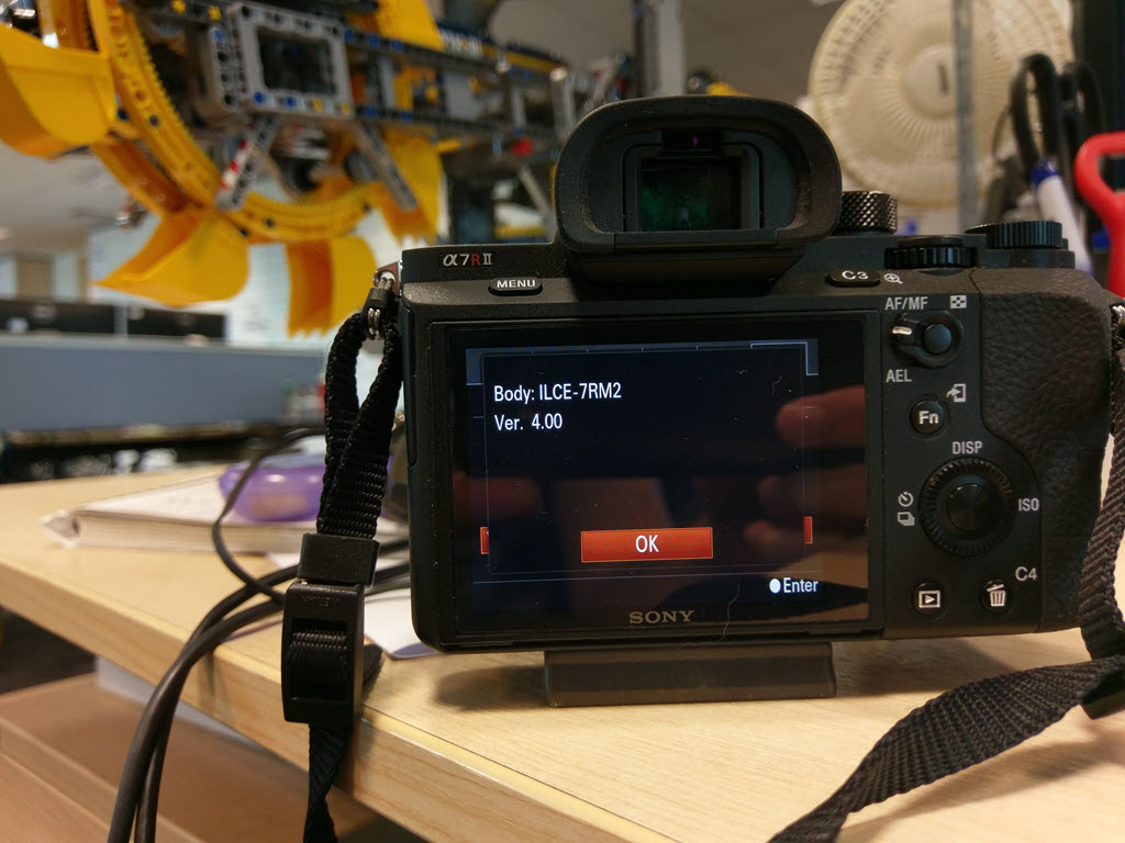 Sony liveview firmware
