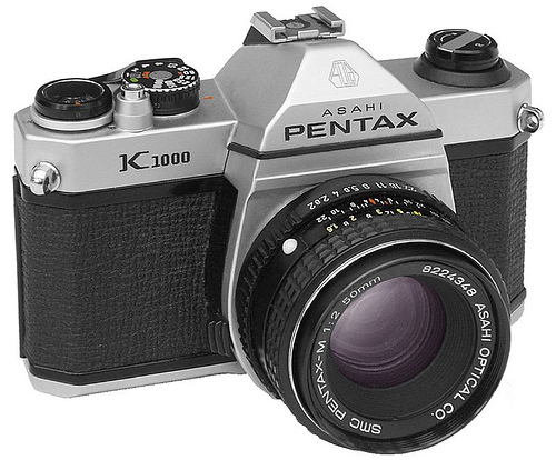pentax k1000 open talk forum digital photography review rh dpreview com Pentax Repair Manual Pentax K1000 eBay