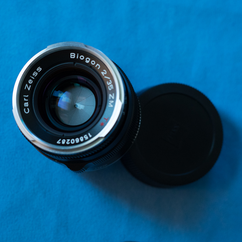 Zeiss Biogon ZM 35mm F2 lens in Leica M mount: For Sale and Wanted