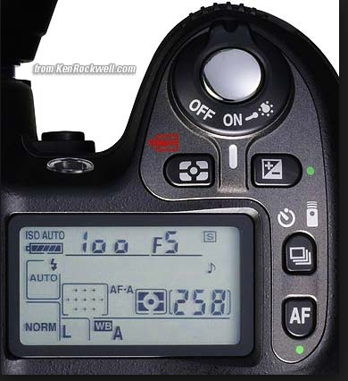 understanding top screen of nikon d80 nikon dx slr d40 d90 d3000 rh dpreview com nikon d80 user manual download nikon d80 instruction manual