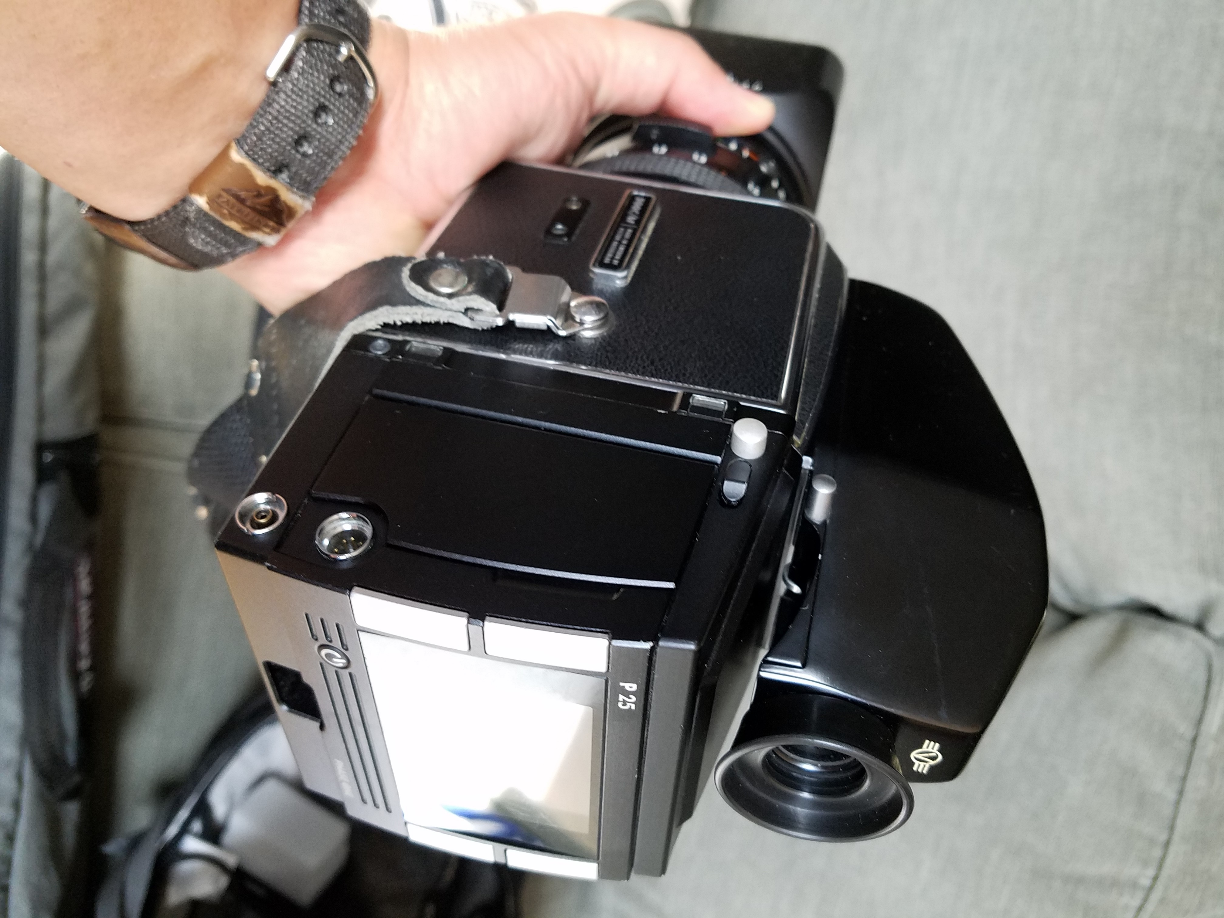 Hasselblad 500c/m with a Phase One back: Medium Format Talk Forum
