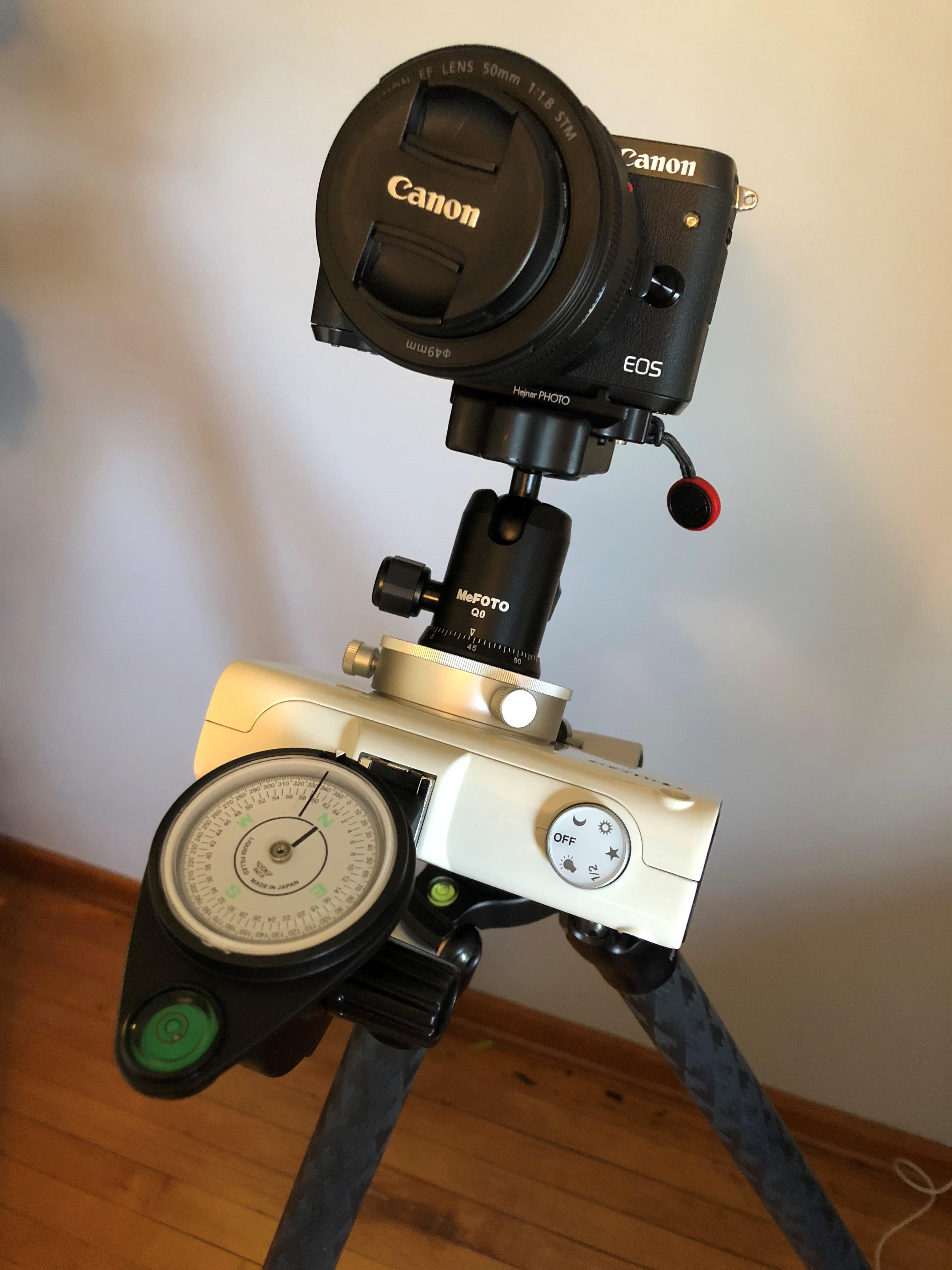 M6 Milky Way (on a tracker): Canon EOS M Talk Forum: Digital ...