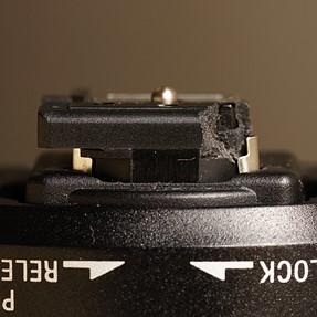 HVL-F43M or HVL-F60M Broken mount ? No worries. DIY.