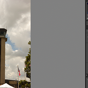 Lightroom color issue Develop vs Library modules