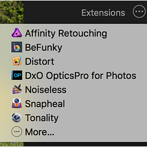 More Apple Photos extensions are on the way