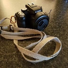 Simple DIY sling strap.