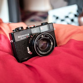 Konica Auto S3, trash it or sell?