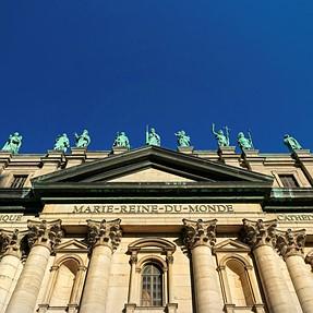 Basilique Marie Reine du Monde Cathedrale