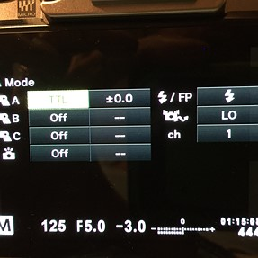 OMD EM5. Can anyone help?