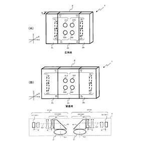 Nikon Multi Eye Camera Patent
