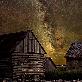 Milky Way from the other day - rural west Ottawa