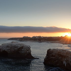 Natural Bridges Beach, Santa Cruz