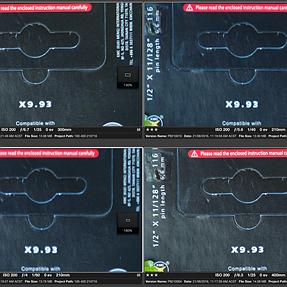 PL100-400 vs 75-300 vs 40-150 + TC comparison.