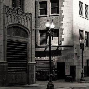 Chicago - Back Alleys