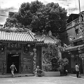 Bangkok's oldest Chinese temple
