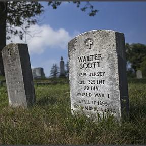 Corporal Walter Scott