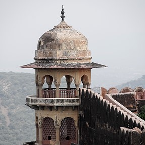 Jaigarh Fort, Jaipur, Leica T - three