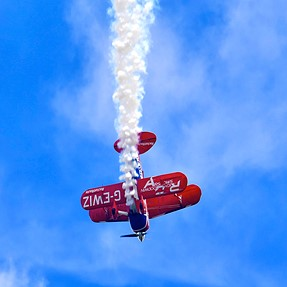 Airshow photos with the D5 & 80-400 G + 1.4 TC Converter where applicable