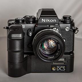 Nikon F3 & D500 (Just for fun! )
