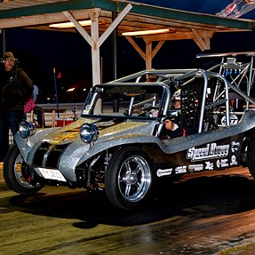 D500  at the drags . . .