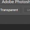 how to reset photoshop menu?